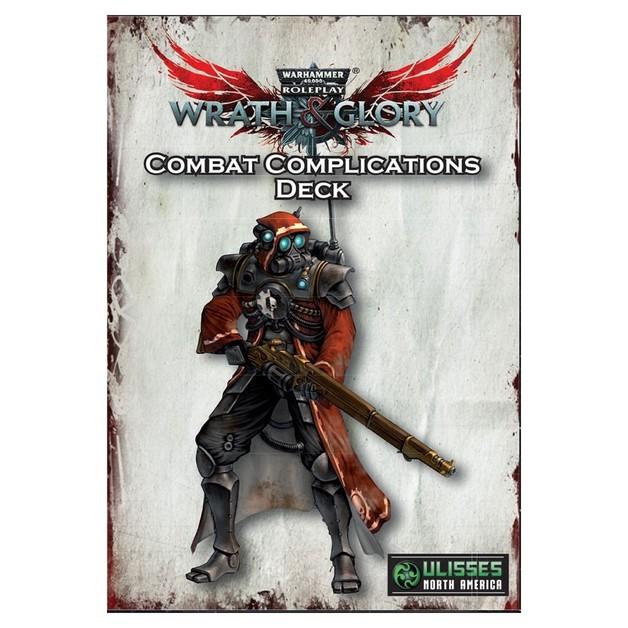 Warhammer 40,000: Wrath & Glory - Combat Complications Deck