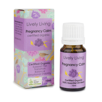 Organic Essential Oil Blend - Pregnancy Calm (10ml)