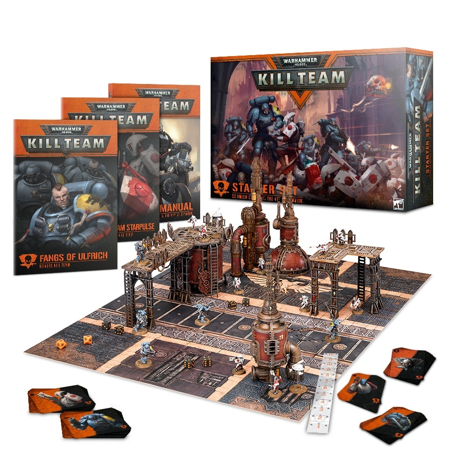Warhammer 40,000: Kill Team Starter Set (2019) image