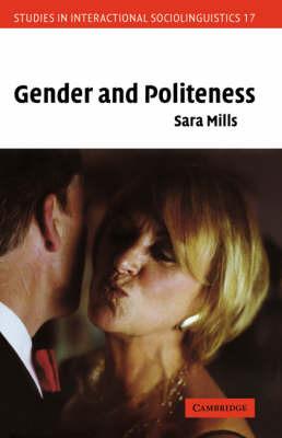 Studies in Interactional Sociolinguistics: Series Number 17 by Sara Mills image