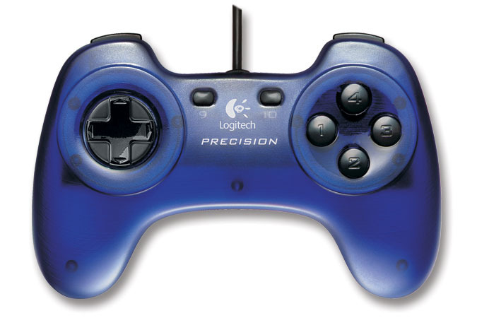 Logitech Precision Gamepad image