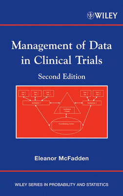 Management of Data in Clinical Trials by Eleanor McFadden image