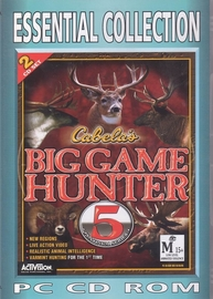 Cabela's Big Game Hunter 5 for PC Games image