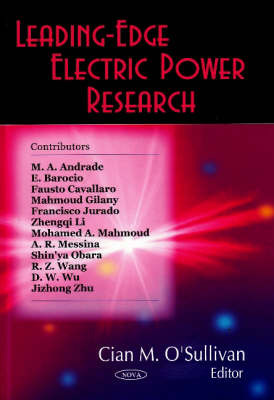 Leading-Edge Electric Power Research image