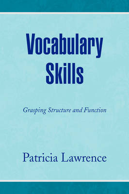 Vocabulary Skills by Patricia Lawrence image