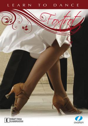 Learn To Dance - Foxtrot on DVD
