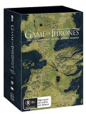 Game of Thrones - The Complete First, Second & Third Season (Vanilla Edition) DVD