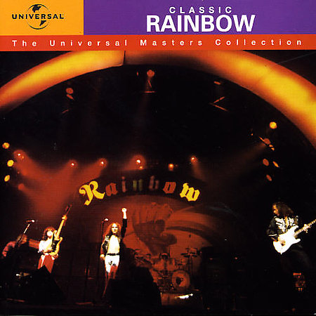 Universal Masters Collection by Rainbow image