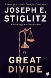 The Great Divide by Joseph Stiglitz image
