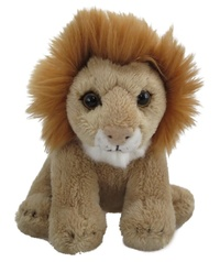 Antics - Wild Mini Lion - 12cm