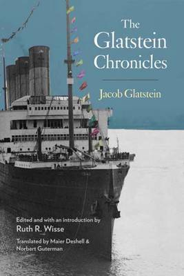 The Glatstein Chronicles by Jacob Glatstein