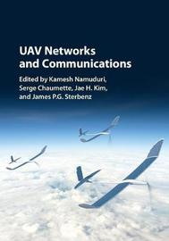 UAV Networks and Communications image