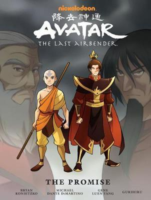 Avatar: the Last Airbender: Promise by Gene Luen Yang