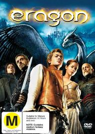 Eragon on DVD image