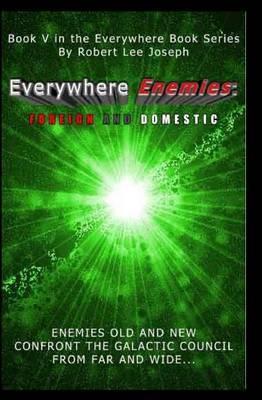 Everywhere Enemies by Robert Joseph image