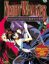 Nightwalker  - Vol 2: Eternal Darkness on DVD