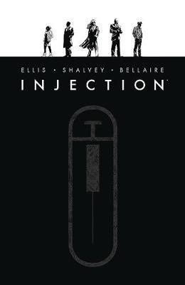 Injection Deluxe Edition Volume 1 by Warren Ellis image