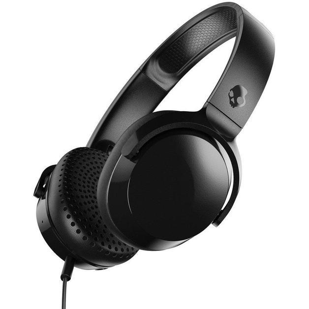 Skullcandy: Riff On-Ear Headphones - Black