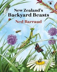 New Zealand's Backyard Beasts PB by Ned Barraud