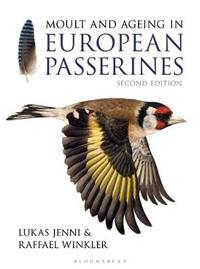 Moult and Ageing of European Passerines by Lukas Jenni