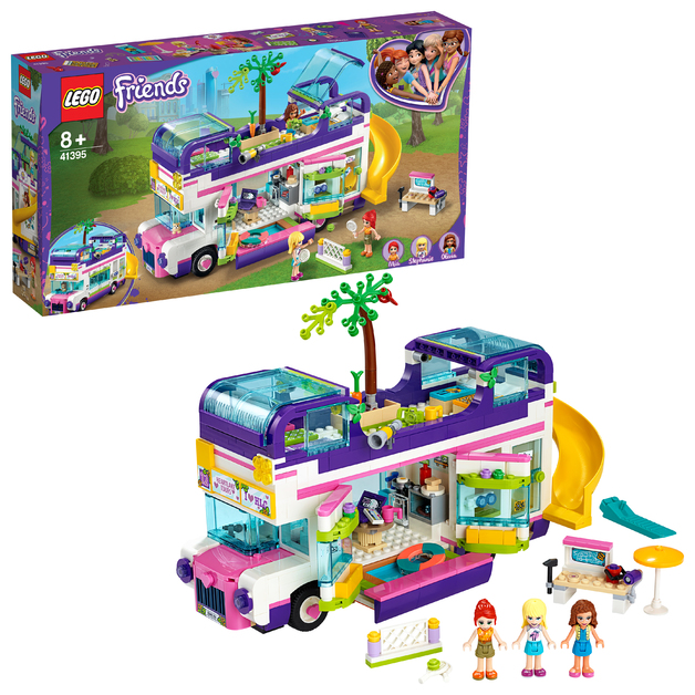 LEGO Friends: Friendship Bus - (41395)