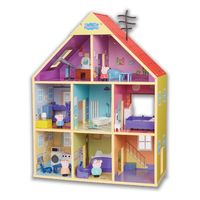 Peppa Pig: Wooden Playset