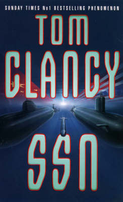 SSN by Tom Clancy image