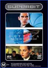 Superbit - Gattaca on DVD