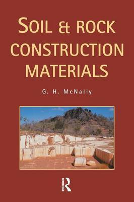 Soil and Rock Construction Materials by Greg McNally image