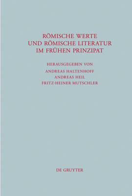 Roman Values and Roman Literature in the Early Principate