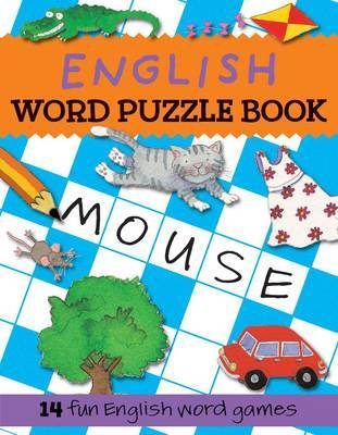 Word Puzzles English by Catherine Bruzzone