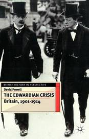 The Edwardian Crisis by David Powell image