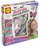 Alex: DIY Layer & Sparkle Butterfly Headbands