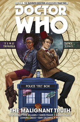 Doctor Who: The Eleventh Doctor by Simon Spurrier