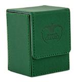 Ultimate Guard: 80+ XenoSkin Flip Deck Case (Green)