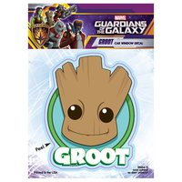Guardians of the Galaxy - Groot Head Decal