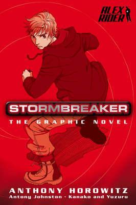 Stormbreaker graphic novel (Alex Rider #1) by Horowitz