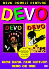 Devo: The Complete Truth About Devolution / Live -- Double Feature (2 Disc Set) on DVD