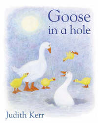 Goose In A Hole by Judith Kerr image