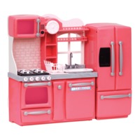 Our Generation: Gourmet Kitchen - Doll Playset