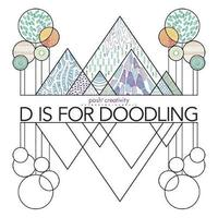 Posh Creativity: D Is for Doodling by Andrews McMeel Publishing
