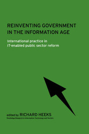 Reinventing Government in the Information Age image
