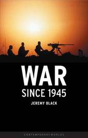 War Since 1945 by Jeremymorni Black image