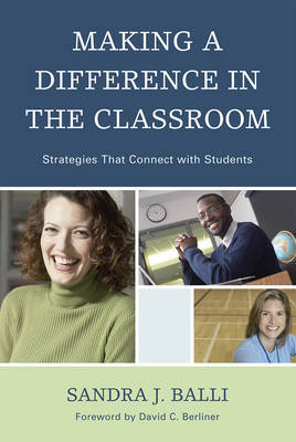 Making a Difference in the Classroom by Sandra J Balli image
