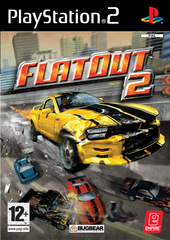 Flat Out 2 for PlayStation 2