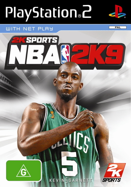 NBA 2K9 for PS2