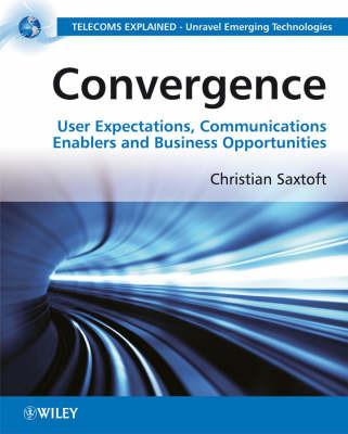Convergence by Christian Saxtoft