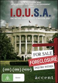 I.O.U.S.A on DVD