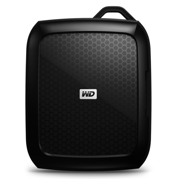 WD Passport Nomad Rugged Carry Case Black | at Mighty Ape NZ