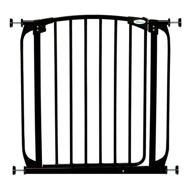 Buy Dream Baby Chelsea Safety Gate Black At Mighty Ape Nz
